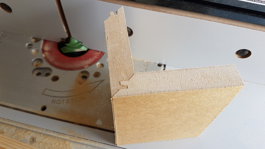 My First Miter Lock Joint Explorking