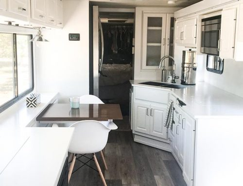 Moving Into an RV pt. 3