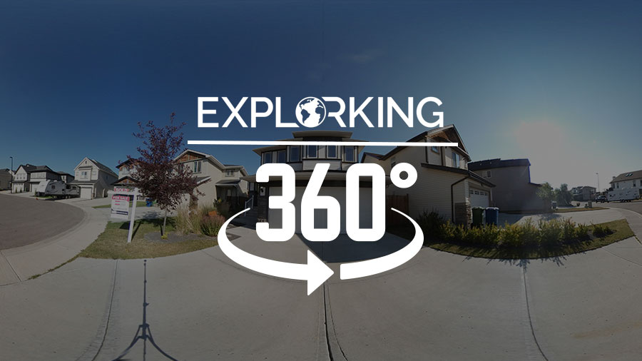 360 tour of our house