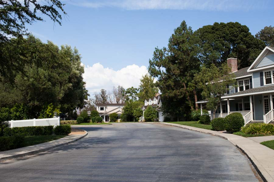 Desperate Housewives Set - Street