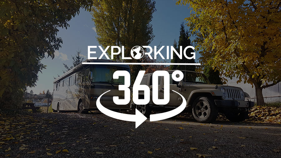 360 of our site at Orchard Hill RV