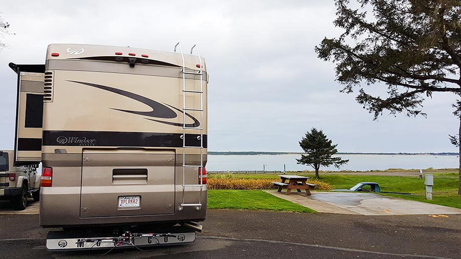Netarts Bay Garden RV Resorts