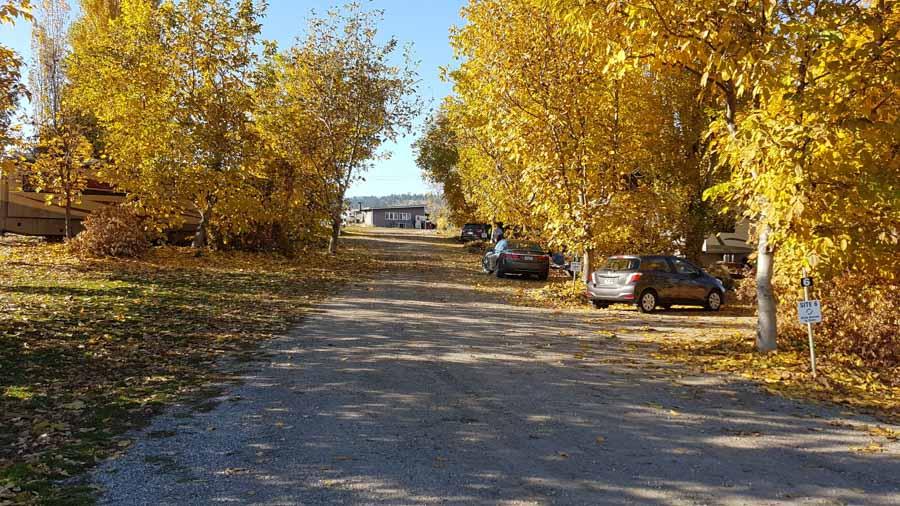 Orchard Hill RV in Kelowna