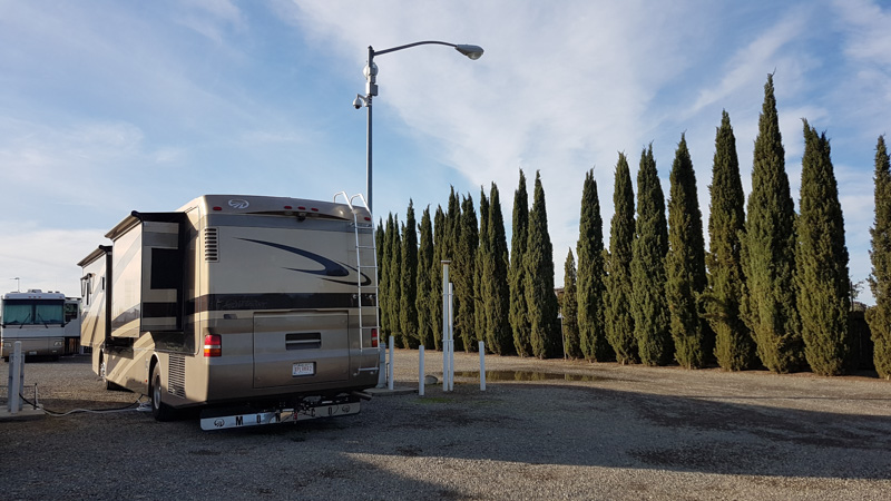 Cal Expo RV Park - Explorking