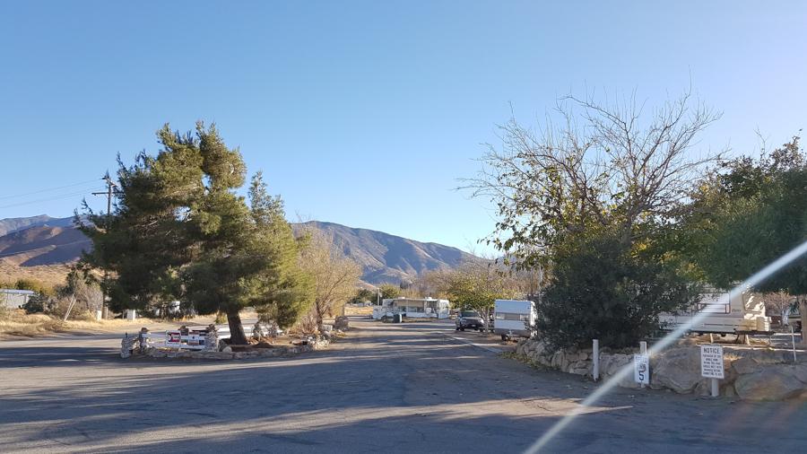 The Lake Isabella RV Park