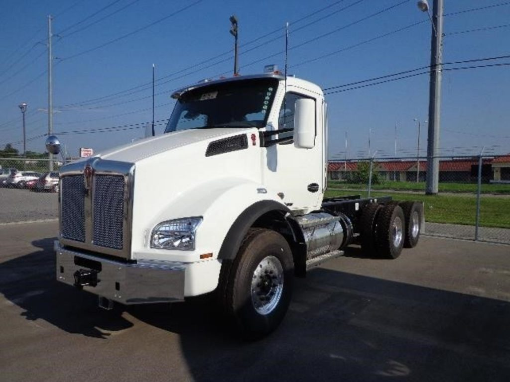 Kenworth T880 chassis