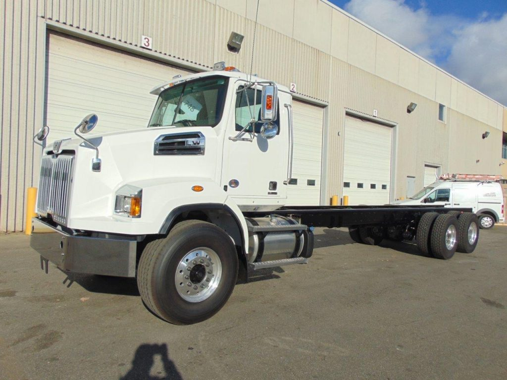 Western Star 4700 chassis