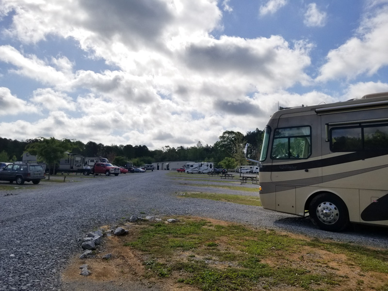 Yellow Hammer RV Campground