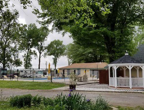 Memphis KOA in Marion, AR