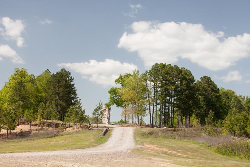 Hot Springs Arkansas at Cedar Glades Park