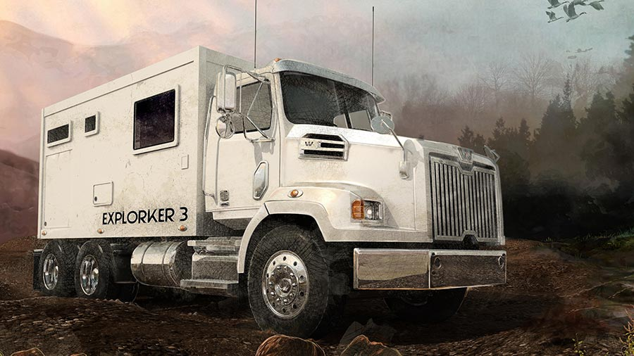 Dream Home on Wheels: Explorker3 – The Planning Stage II