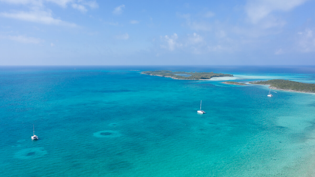 Sailing to Eleuthera and Loving The Bahamas