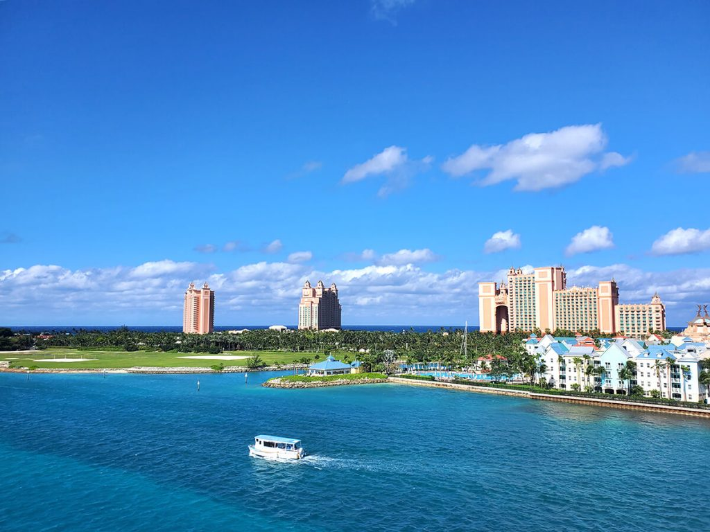 Atlantis Resort and Marina in Nassau, The Bahamas