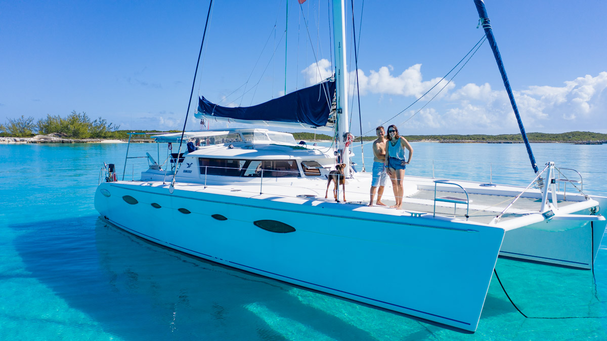 Our Sailing Adventures in Exumas Continues