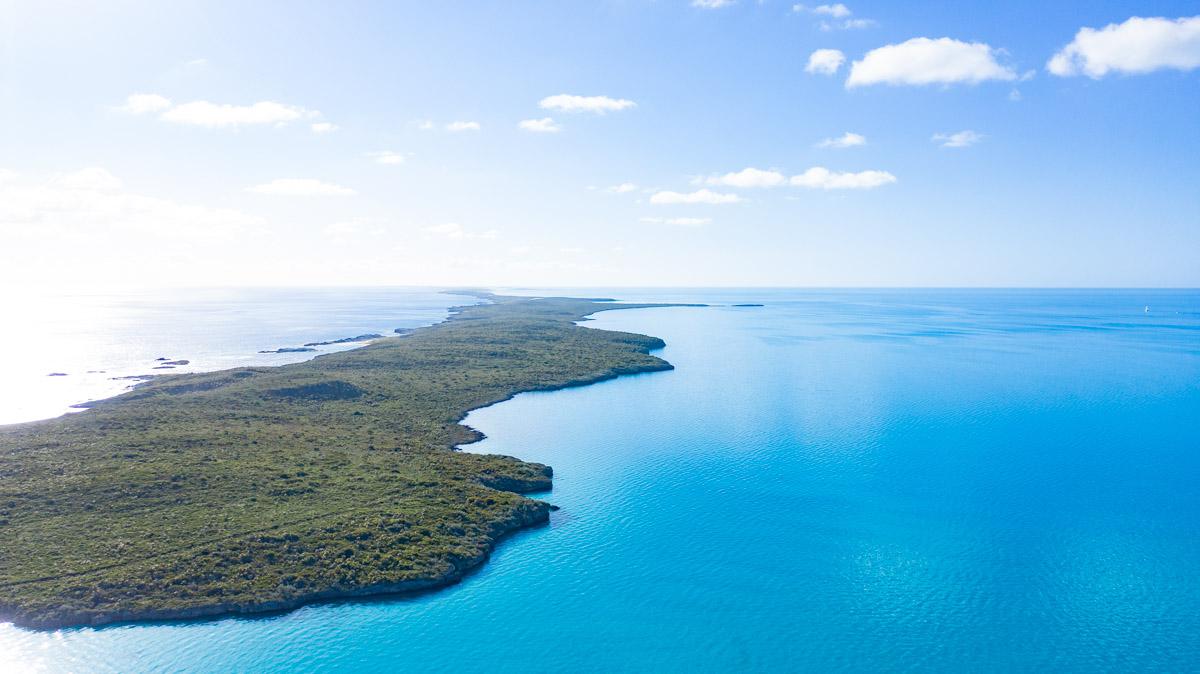 Drone shot down Great Guana Cay