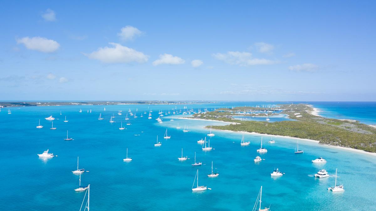Sailing Bahamas: Georgetown to Thompson Bay via Calabash Bay