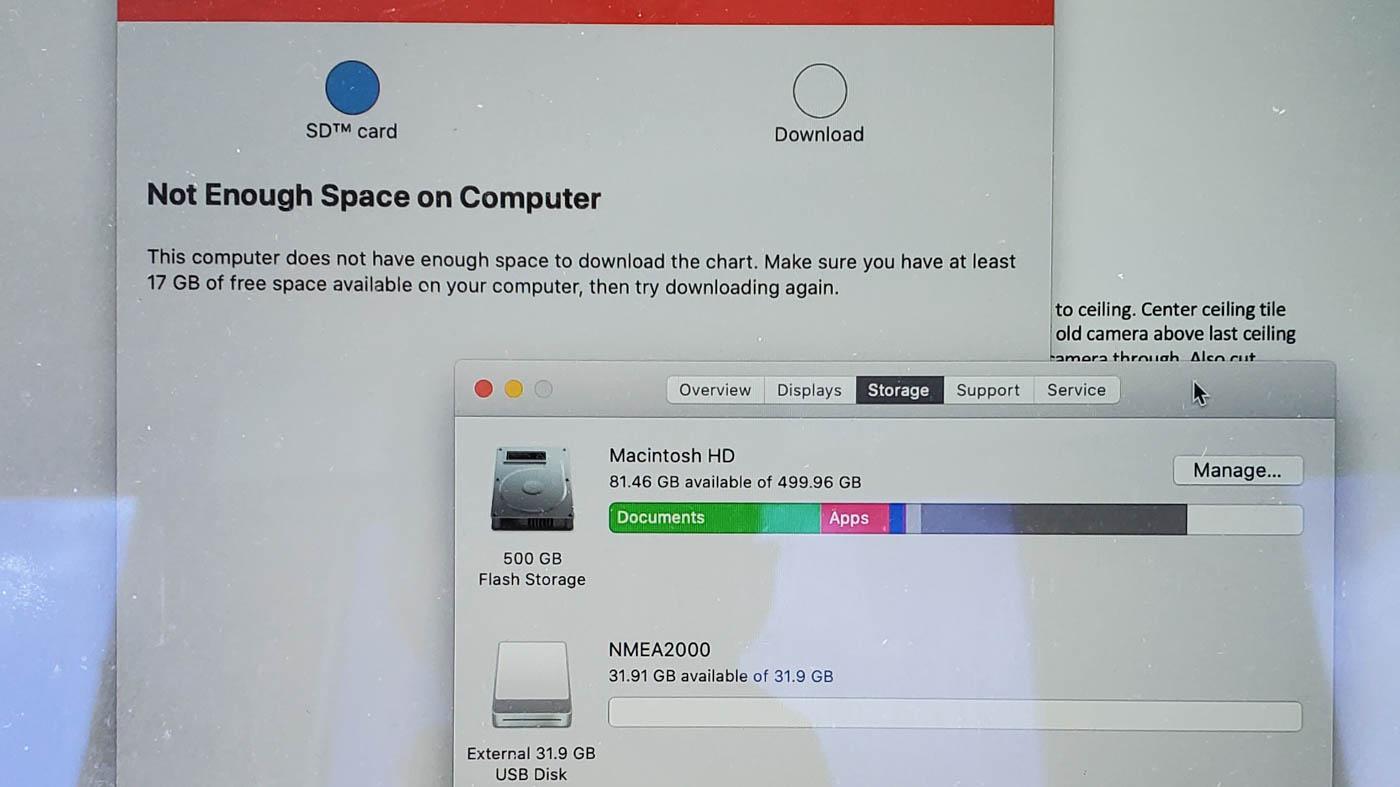 Garmin Express on Mac