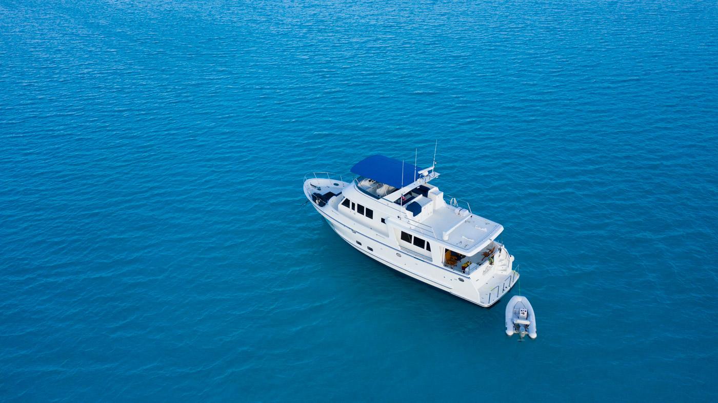 2009 Alaskan 56 - Yacht Patience